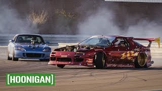 Pizza Slaying Hot Laps at Members Only Thermal Club Race Track | Unprofessionals Unseasoned FINALE