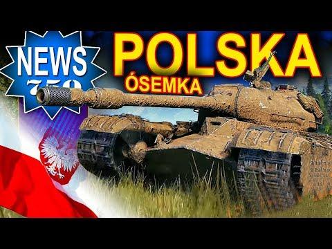 JEST! - Pokazano Polską ósemkę - Wygląda Pięknie! - World Of Tanks