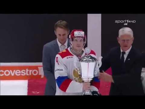 Кубок Германии-2017. Словакия - Олимпийская сборная России - 2:4. Обзор матча