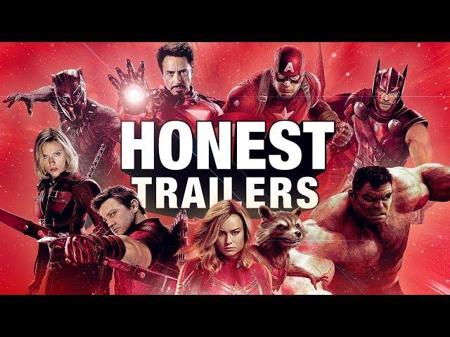 Honest Trailers | MCU thumbnail