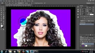 Photoshop Bangla Tutorial Hair Masking