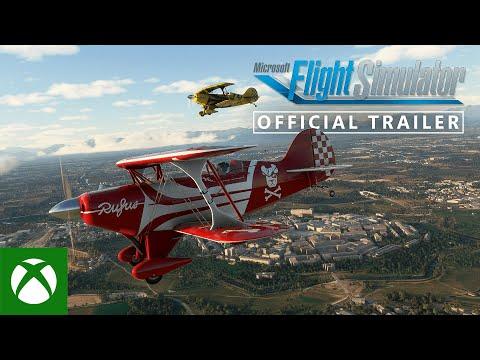 Microsoft Flight Simulator - Xbox Series X|S Gameplay Trailer - Xbox & Bethesda Games Showcase 2021
