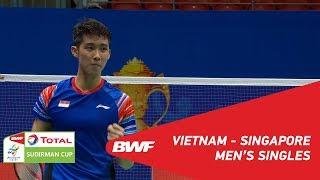 G2 | MS | NGUYEN Tien Minh (VIE) vs LOH Kean Yew (SIN) | BWF 2019