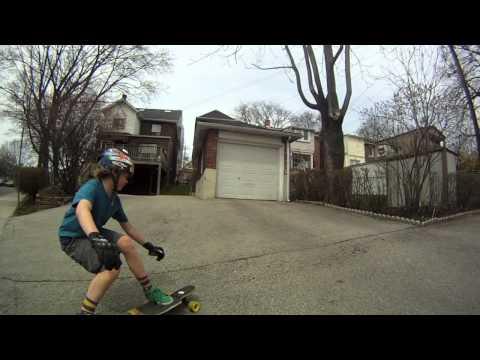 Longboarding - SURFING BIRDS