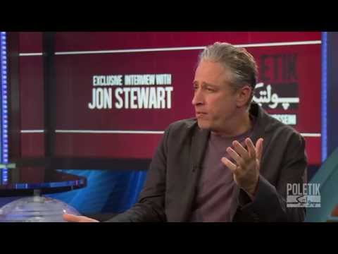 Kambiz Hosseini Interview with Jon Stewart