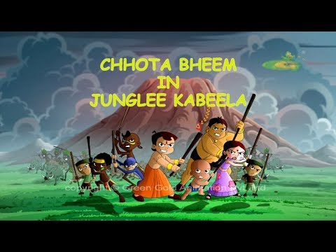 Chhota Bheem In Junglee Kabeela Movie Track video