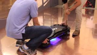 Hendo Hoverboard from Gizmodo on 299825524