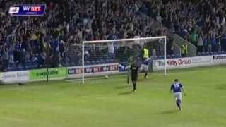 Chesterfield FC: Goal of 2014