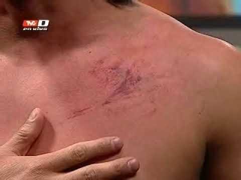 ¡Auuuuch! El Hijo del Solitario castiga al Chavo (29-03-2012)