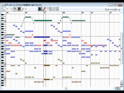【GUMI】 変わらないもの / 奥華子 【MIDI】