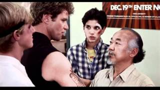 Trailer Karate Kid 1984