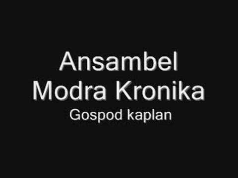 Ansambel Modra Kronika - Gospod kaplan