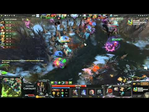 5InQ vs MVP Game 1 - Nexon Sponsorship League Season 3 DOTA 2 - Capitalist