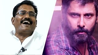 """Vikram only decided that my Daddy should be an Angry Writer"" – Vela Ramamoorthy 