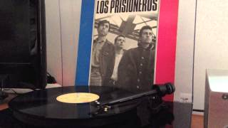 "LOS PRISIONEROS  ""We Are South American Rockers"" en VINILO"