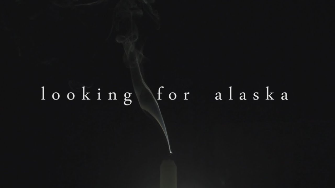 Book Cover Ideas For Looking For Alaska : Looking for alaska trailer youtube