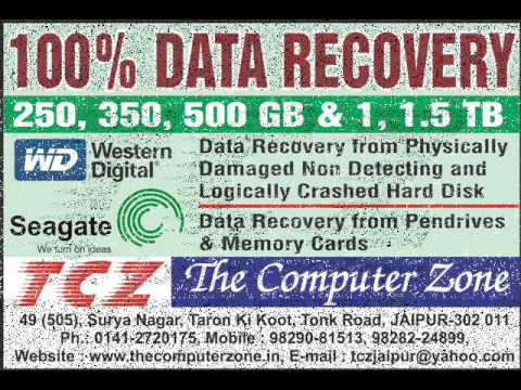 Data recovery jaipur,9828224899,hard disk data seagate,western digital service center jaipur