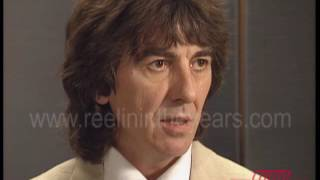 George Harrison- Interview (Traveling Wilburys) on Countdown 1990