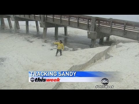 Hurricane Sandy: Super storm's Path Up East Coast Threatens New York, New Jersey, Pennsylvania
