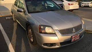 2011 Mitsubishi Galant FE Used Cars - Kernersville,NC - 2019-08-18