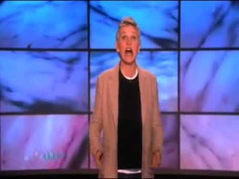 Ellen DeGeneres talks about Portia De Rossi - The Best Of, Part 1