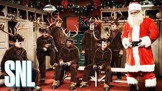 Rudolph's Big Night - SNL