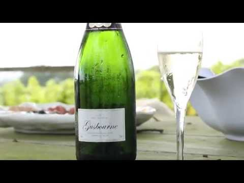 English Sparkling Wine - Gusbourne Estate