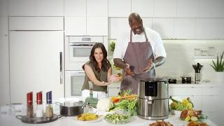 COOKING WITH SHAQ | Air Fryer