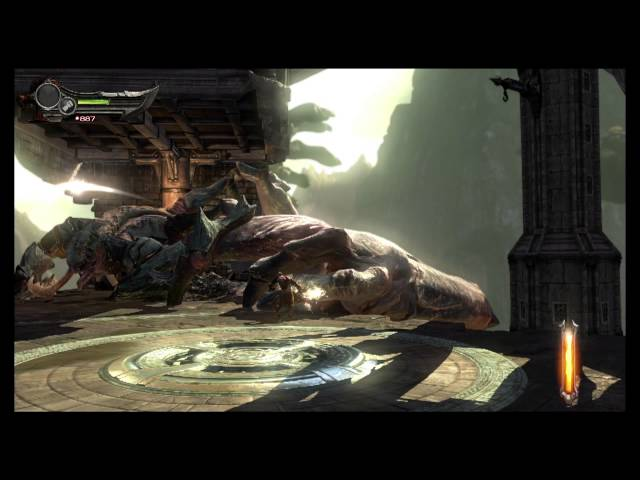God Of War 3 Blades Athena Vs Exile Download