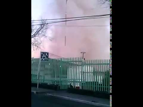 explota pipa de gas en méxico