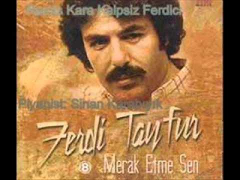 Ferdi TAYFUR - MERAK ETME SEN (Altyapı & Karaoke)