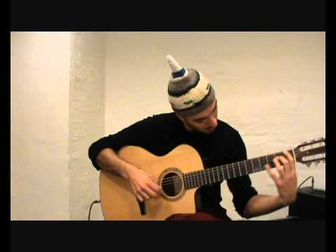 Letter from Home (P.Metheny/ arr.James Vieaux) performed by Ugo Santangelo