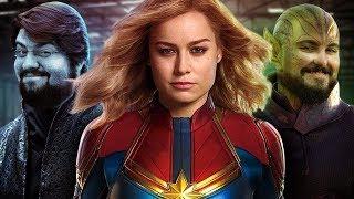 Trailer de Capitã Marvel