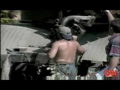Ответ грузинским агрессорам : Абхазия - второй фронт