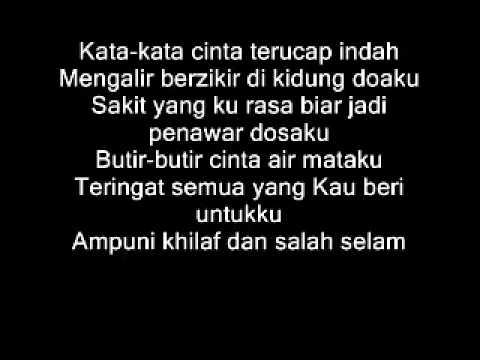 Download YouTube - muhasabah cinta Special Buat Ukhti NN.flv Mp4 baru