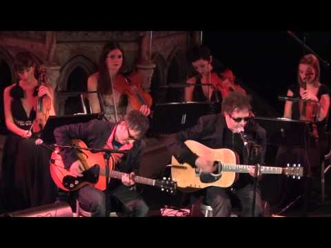 Dirty Pretty Strings with Ian McCulloch & Ian Broudie at Union chapel