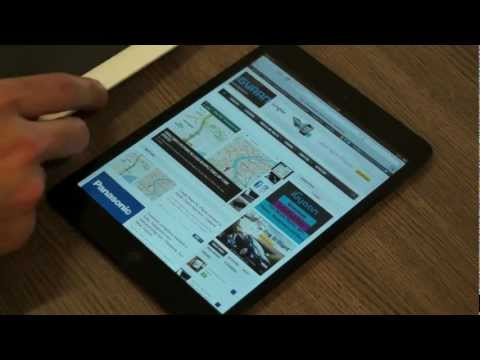 Apple Ipad Mini India Unboxing And Quick Comparison With Ipad 3 - Igyaan video