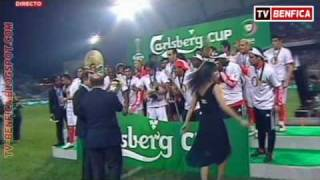 Sporting 1-1(2-3 g.p.) Benfica (Final Carlsberg Cup 2008-2009)
