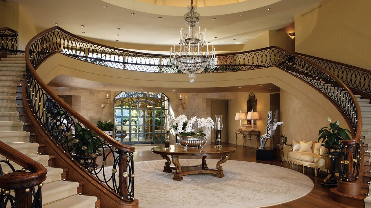 Inside pictures of mansions