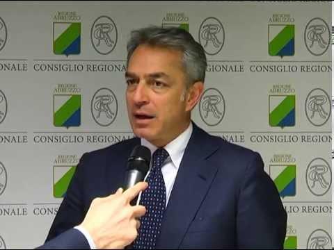 """Pagano: """"orgoglioso di aver rappresentato l'Abruzzo nell'elezione di Giorgio Napolitano"""""""