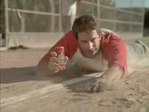 "Old Spice ""Slide"" Commercial"