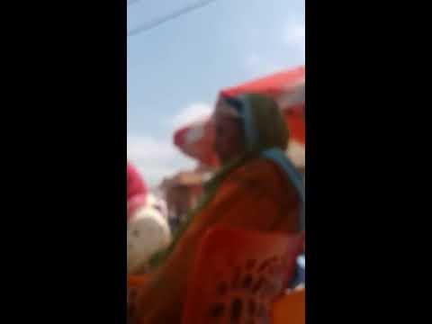بكاء أم عن حال مستشفيات بلادها في عيد النساء