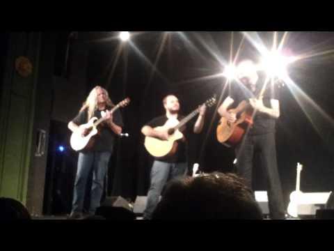 Andy Mckee, Preston Reed&Jon Gomm UNPLUGGED!