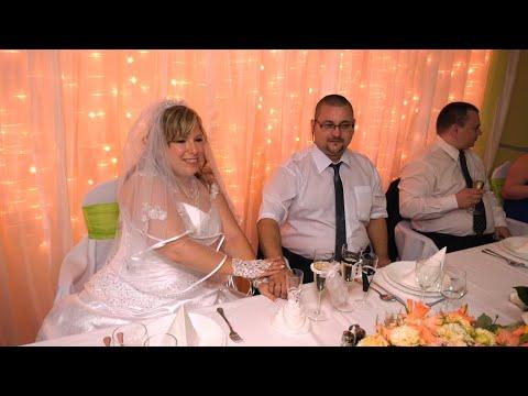 Rita és Gábor esküvői vacsora, vőfély versek, pohárköszöntő, Budapest, Premium Cafe Étterem