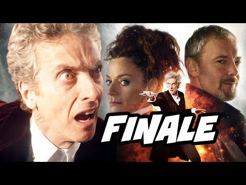 Doctor Who Season 10 Episode 12 Finale - TOP 10 and Easter Eggs