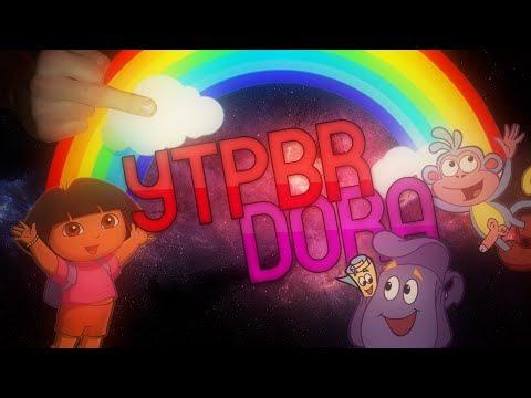YTPBR - Dora ajuda o trem de merda thumbnail