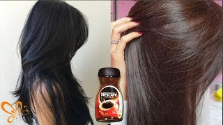 I Use This Homemade Hair Dye | How To Dye Hairs At Home With Home Ingredients | Get Reddish Hairs