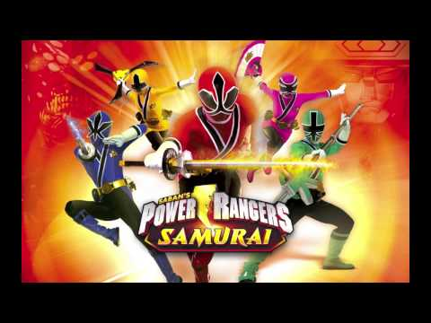 Power Rangers Samurai Full Theme Song (Fan Made)
