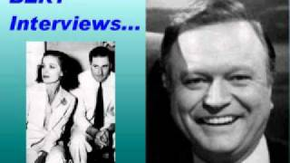 BERT Interviews NORA EDDINGTON Wife of ERROL FLYNN(1/2)