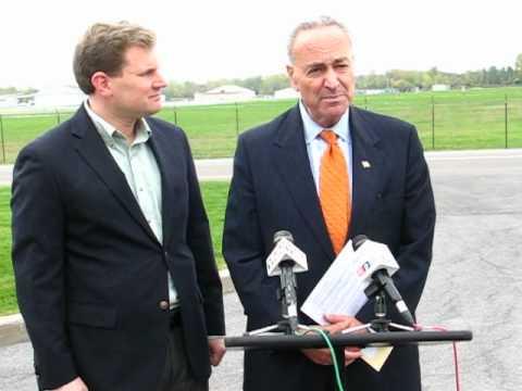U.S. Sen. Chuck Schumer endorses NY-24 Democratic candidate Dan Maffei